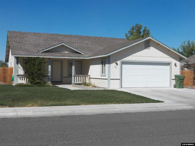 290 Colorado, Fallon, NV 89406 (MLS #180014502) :: The Mike Wood Team
