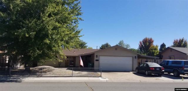 2605 Merrit Dr, Carson City, NV 89701 (MLS #180014541) :: Harpole Homes Nevada