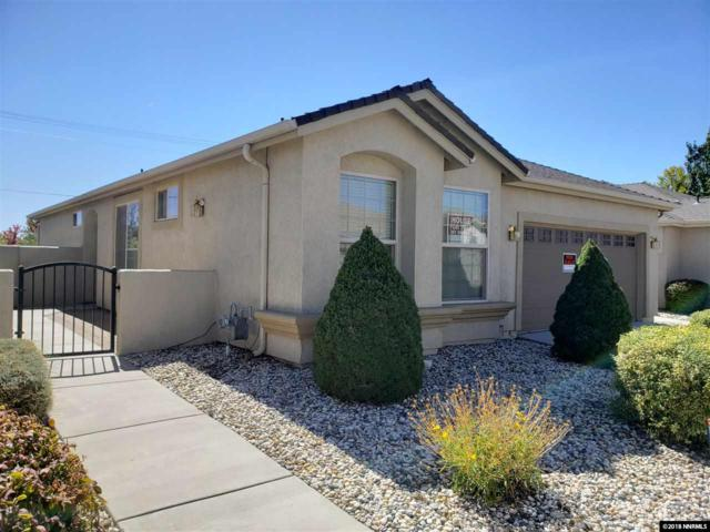1213 Bandtail, Carson City, NV 89701 (MLS #180014548) :: The Mike Wood Team