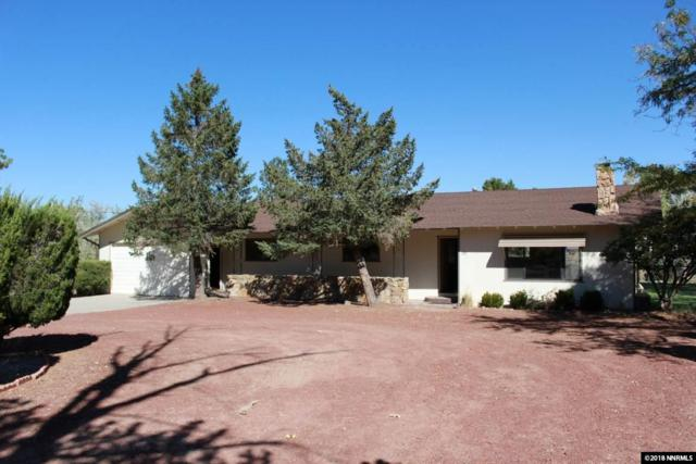 20 Circle Dr, Smith, NV 89430 (MLS #180014557) :: Harpole Homes Nevada