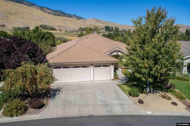 212 Coventry Drive, Carson City, NV 89703 (MLS #180014567) :: The Mike Wood Team