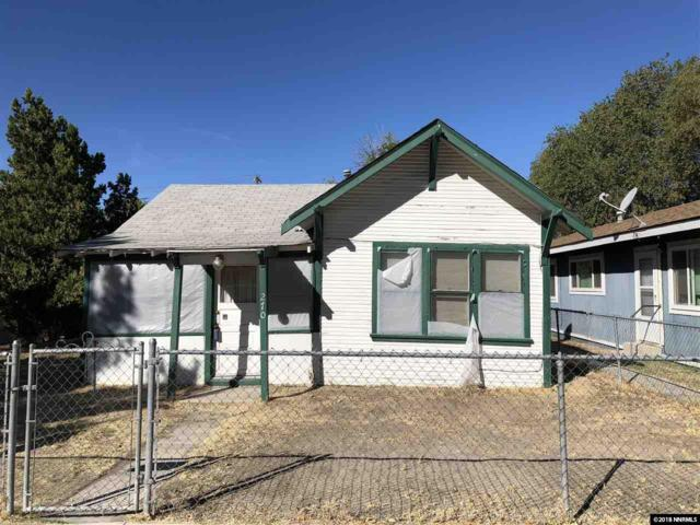 270 S Taylor St., Fallon, NV 89406 (MLS #180014600) :: The Mike Wood Team