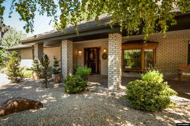 1950 Maison Way, Carson City, NV 89703 (MLS #180014664) :: The Mike Wood Team
