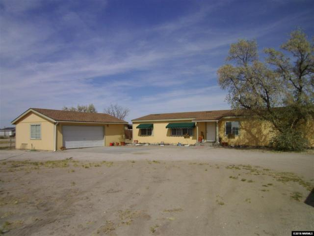 909 Thornbird Drive, Fallon, NV 89406 (MLS #180014704) :: Harpole Homes Nevada