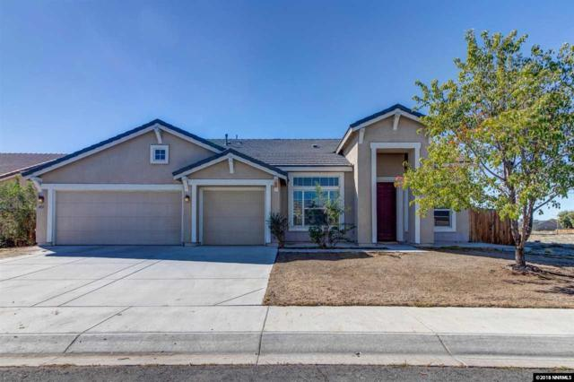 405 Sapphire Way, Fallon, NV 89406 (MLS #180014705) :: Vaulet Group Real Estate