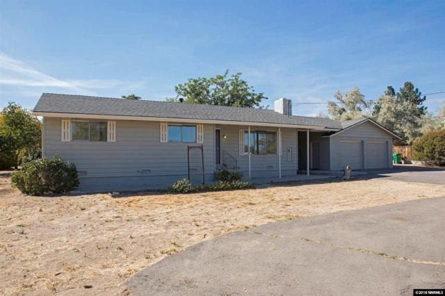 5565 Sidehill Drive, Sun Valley, NV 89433 (MLS #180014716) :: Joshua Fink Group