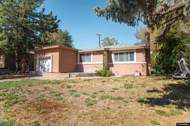 1955 Wilder St., Reno, NV 89512 (MLS #180014729) :: Vaulet Group Real Estate