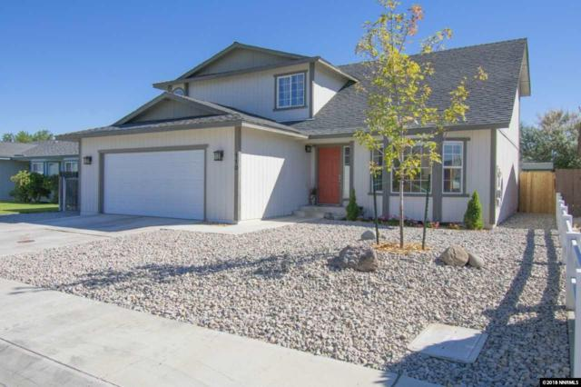 110 Northpointe Cir., Dayton, NV 89403 (MLS #180014733) :: Harpole Homes Nevada