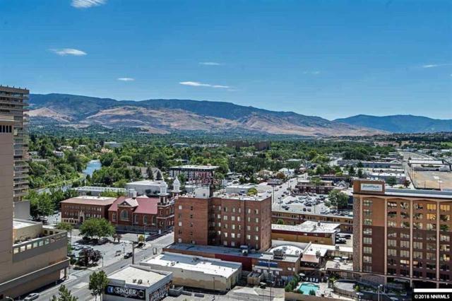 255 N Sierra Street #1818, Reno, NV 89501 (MLS #180014747) :: Harpole Homes Nevada