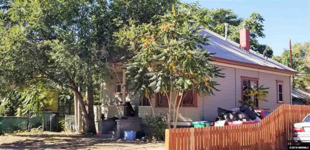 63 Park St, Reno, NV 89502 (MLS #180014805) :: Harpole Homes Nevada