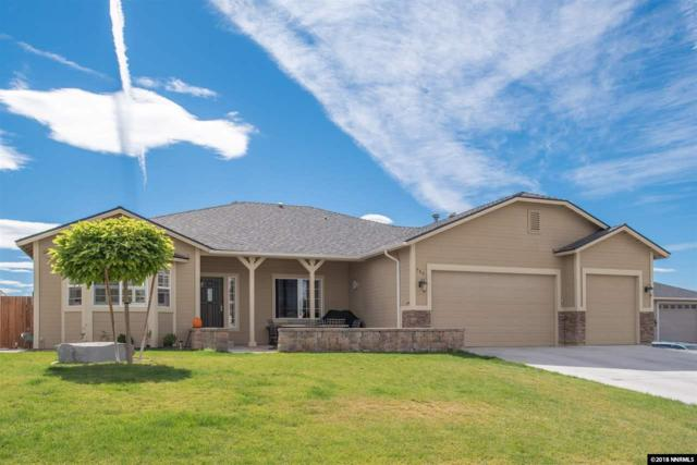 540 Hay Bale Drive, Sparks, NV 89441 (MLS #180014920) :: The Mike Wood Team
