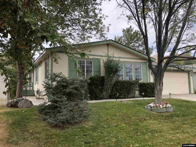 384 Rue De La Rouge, Sparks, NV 89434 (MLS #180014989) :: Vaulet Group Real Estate