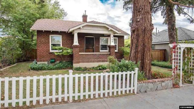 948 Washington Street, Reno, NV 89503 (MLS #180015029) :: Chase International Real Estate