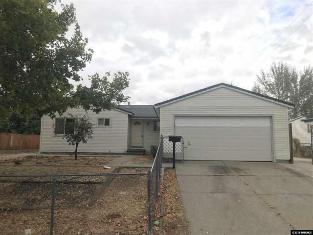 535 Wellington Way, Reno, NV 89506 (MLS #180015061) :: Harpole Homes Nevada