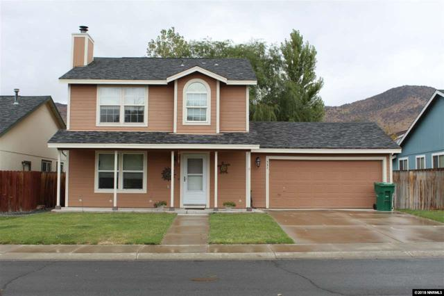 531 Rawe Peak, Dayton, NV 89403 (MLS #180015062) :: Harpole Homes Nevada