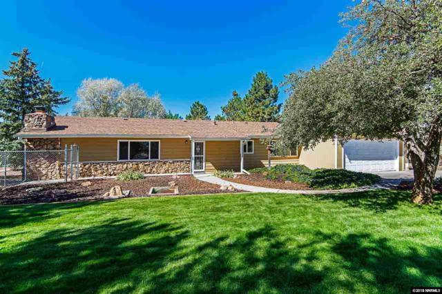 3005 Kristan Lane, Washoe Valley, NV 89704 (MLS #180015078) :: Harpole Homes Nevada