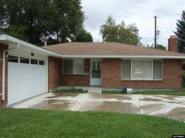 909 Saratoga Way, Carson City, NV 89703 (MLS #180015082) :: Harpole Homes Nevada