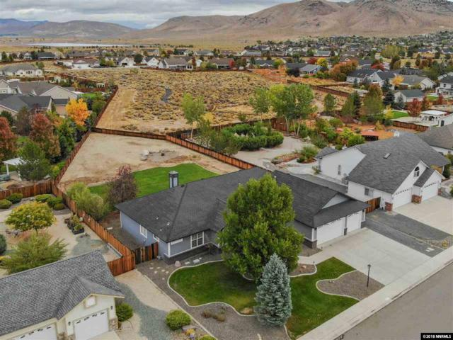 1140 Country Club Dr., Minden, NV 89423 (MLS #180015168) :: Chase International Real Estate