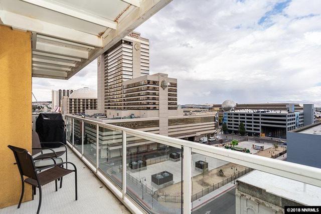 255 N Sierra Street #811 #811, Reno, NV 89501 (MLS #180015198) :: Harpole Homes Nevada