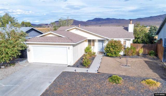 279 Woodlake, Dayton, NV 89403 (MLS #180015206) :: Harpole Homes Nevada