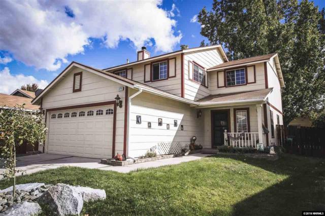 1775 Myles, Carson City, NV 89701 (MLS #180015216) :: Harpole Homes Nevada