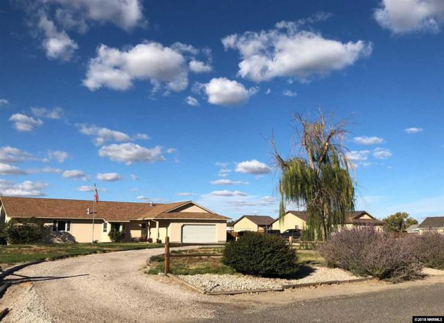 641 Sunshine Loop, Fallon, NV 89406 (MLS #180015217) :: Harpole Homes Nevada