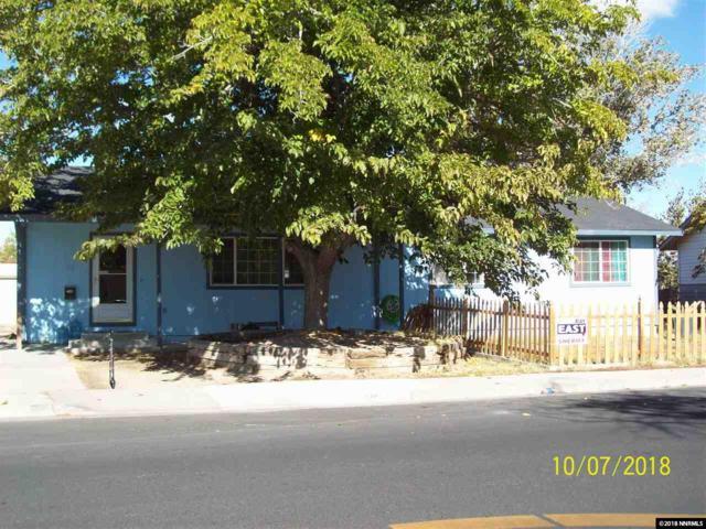 940 Sunset Dr., Fallon, NV 89406 (MLS #180015267) :: Ferrari-Lund Real Estate