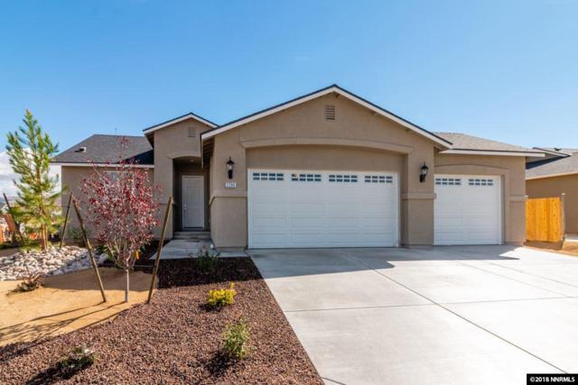 2296 Big Bird Dr.  Lot 21, Sparks, NV 89441 (MLS #180015269) :: Harpole Homes Nevada