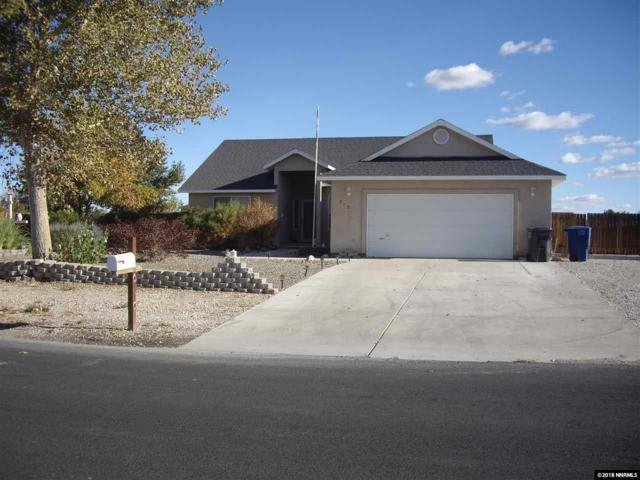715 Hunter Parkway, Fallon, NV 89406 (MLS #180015278) :: The Mike Wood Team