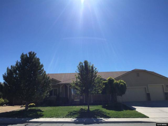 500 Hay Bale Drive, Sparks, NV 89441 (MLS #180015279) :: The Mike Wood Team
