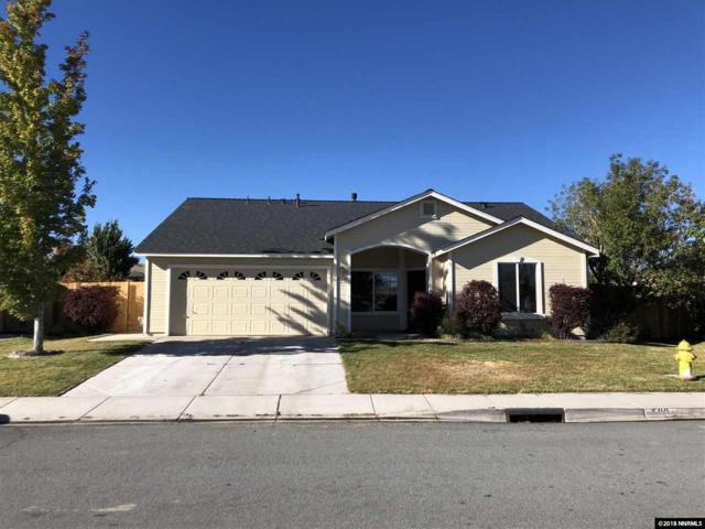 500 Hawk Bay Ct, Sparks, NV 89436 (MLS #180015287) :: Harpole Homes Nevada