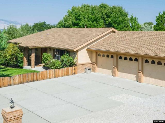 14420 Rim Rock Dr, Reno, NV 89521 (MLS #180015294) :: Harpole Homes Nevada