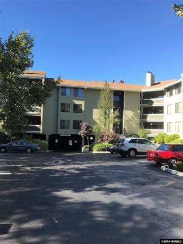 2845 Idlewild Dr #204, Reno, NV 89509 (MLS #180015324) :: The Mike Wood Team