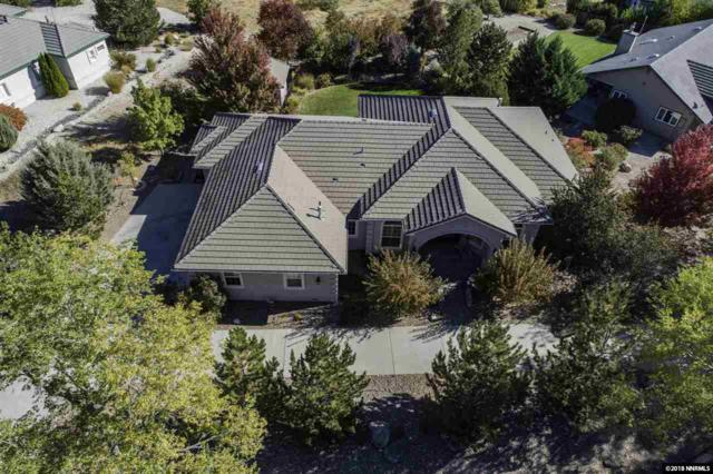 375 Old Washoe Circle, Washoe Valley, NV 89704 (MLS #180015329) :: Harpole Homes Nevada