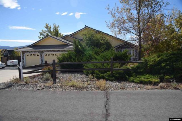 2175 Kelvin Road, Carson City, NV 89706 (MLS #180015348) :: Harpole Homes Nevada