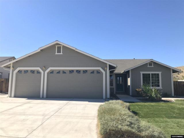 2235 Lenticular Dr, Sparks, NV 89441 (MLS #180015373) :: Harpole Homes Nevada