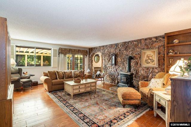 701 Bunker Hill Dr, Carson City, NV 89703 (MLS #180015381) :: Harpole Homes Nevada