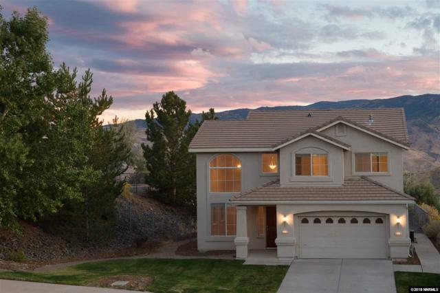 2610 Beaumont Parkway, Reno, NV 89523 (MLS #180015423) :: The Mike Wood Team