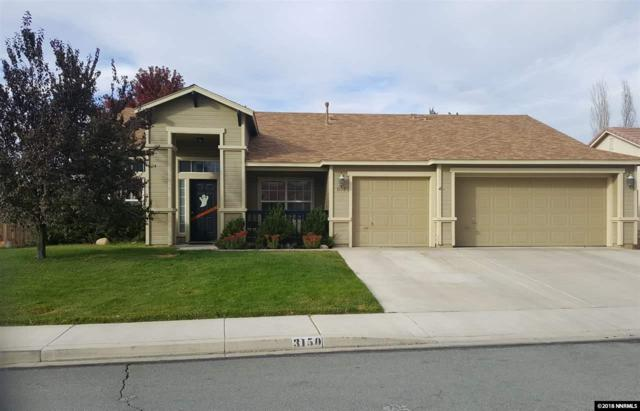 3150 Pinero Ct, Sparks, NV 89436 (MLS #180015431) :: Mike and Alena Smith | RE/MAX Realty Affiliates Reno