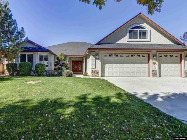1366 Macenna Lane, Gardnerville, NV 89410 (MLS #180015482) :: Marshall Realty