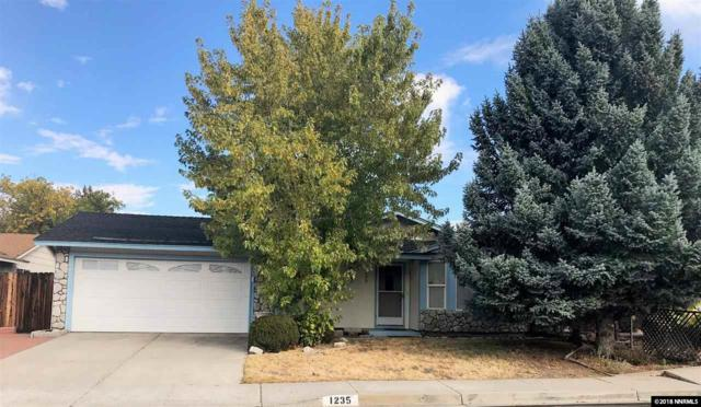 1235 Siskiyou Dr., Carson City, NV 89701 (MLS #180015483) :: The Mike Wood Team