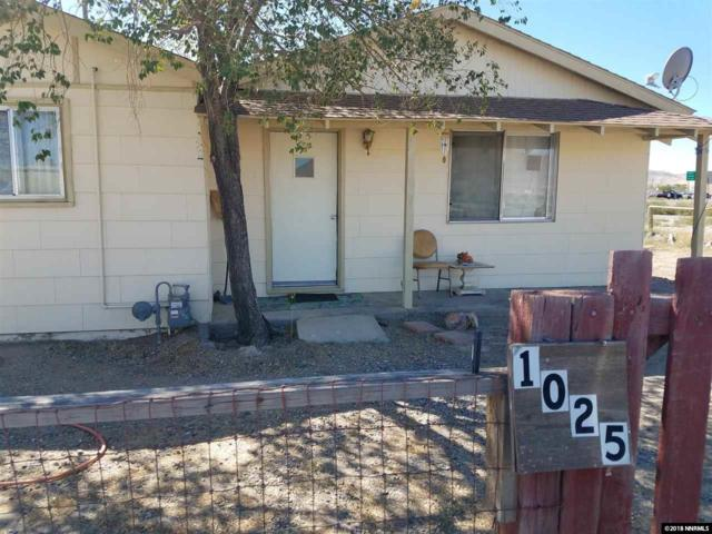 1025 Pyramid St, Silver Springs, NV 89429 (MLS #180015504) :: The Mike Wood Team