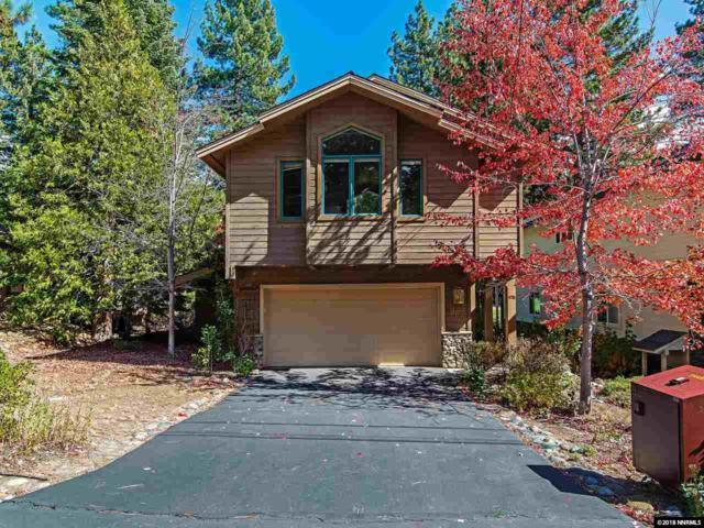 968 Fairway Park Dr, Incline Village, NV 89451 (MLS #180015505) :: The Mike Wood Team