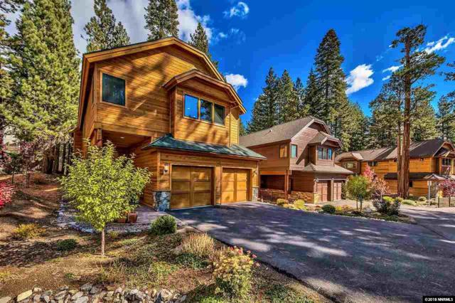 742 Rosewood Cir, Incline Village, NV 89451 (MLS #180015514) :: The Mike Wood Team
