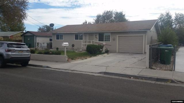 1340 Oliver Avenue, Reno, NV 89512 (MLS #180015515) :: The Mike Wood Team