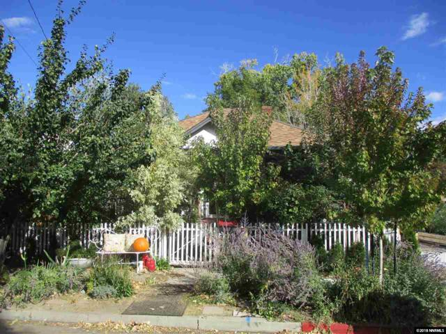 801 N Minnesota St., Carson City, NV 89703 (MLS #180015518) :: The Mike Wood Team