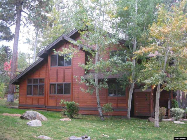 929 Northwood #84, Incline Village, NV 89451 (MLS #180015544) :: Chase International Real Estate