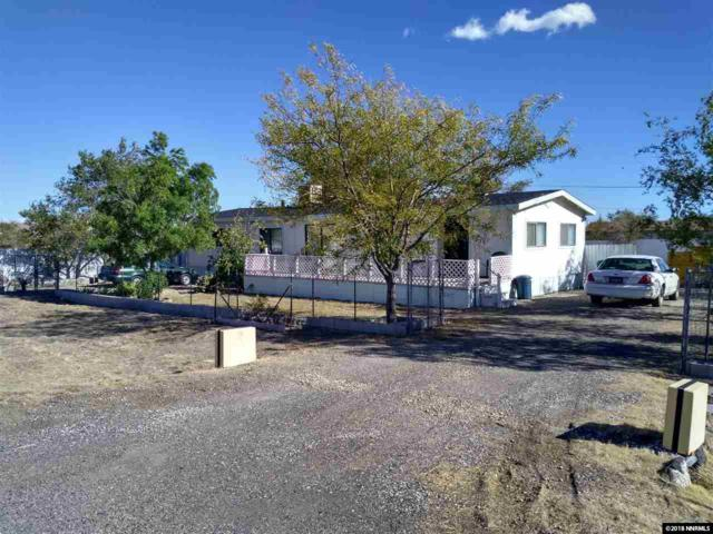 1775 Fort Churchill Rd, Silver Springs, NV 89429 (MLS #180015553) :: The Mike Wood Team