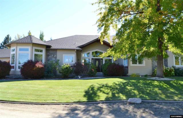 199 Aspen Hill Ct, Gardnerville, NV 89460 (MLS #180015579) :: Marshall Realty