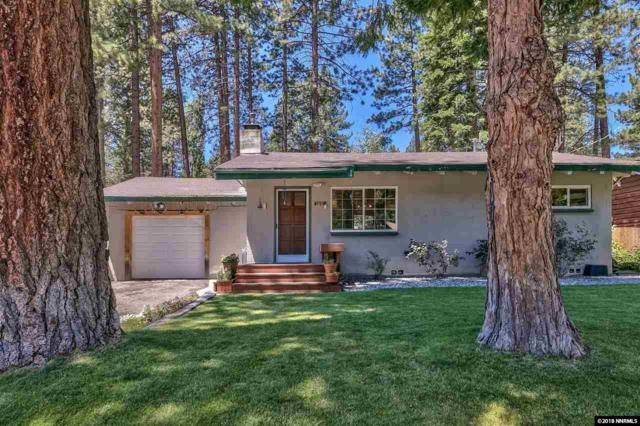 180 Cottonwood Drive, Stateline, NV 89449 (MLS #180015583) :: The Mike Wood Team